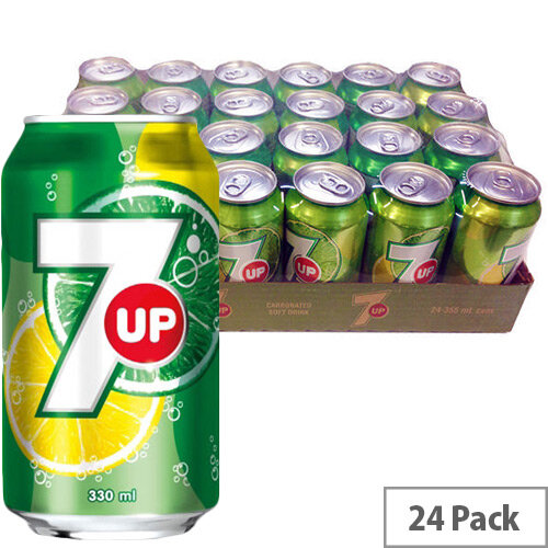 Image result for 7up can