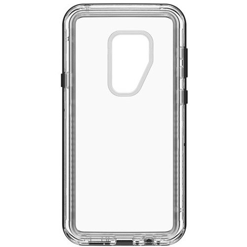LifeProof NÃ XT - Back cover for mobile phone - black crystal - for Samsung Galaxy S9+