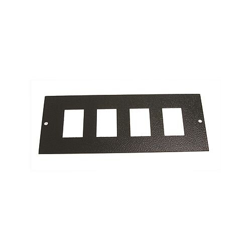 3 Compartment 4 way 6C Plate