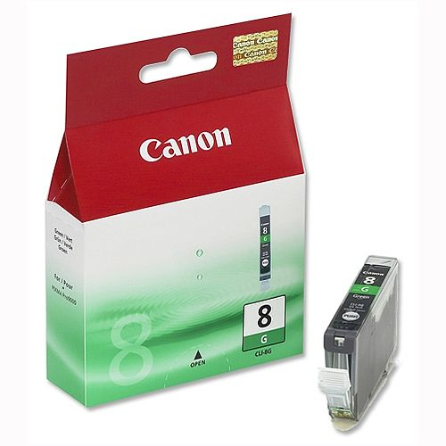 Canon CLI-8G Green Ink Cartridge 0627B001