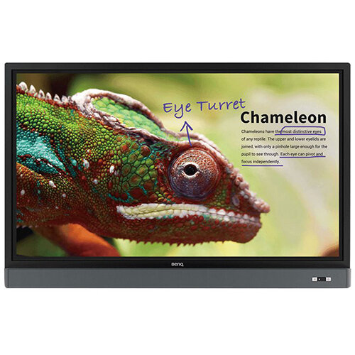 "BenQ RM5501K 55""LED display backlit LCD flat panel display with touchscreen"