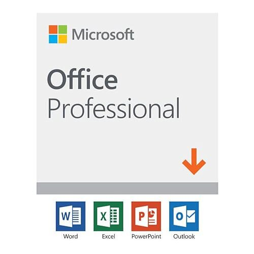Microsoft Office Professional 2019 - licence - 1 PC
