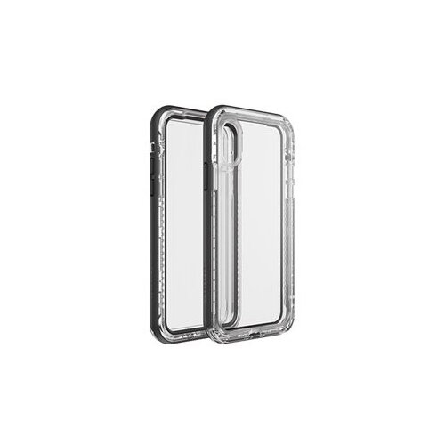 LifeProof NEXT - back cover for mobile phone Apple iPhone X/XS Black Crystal