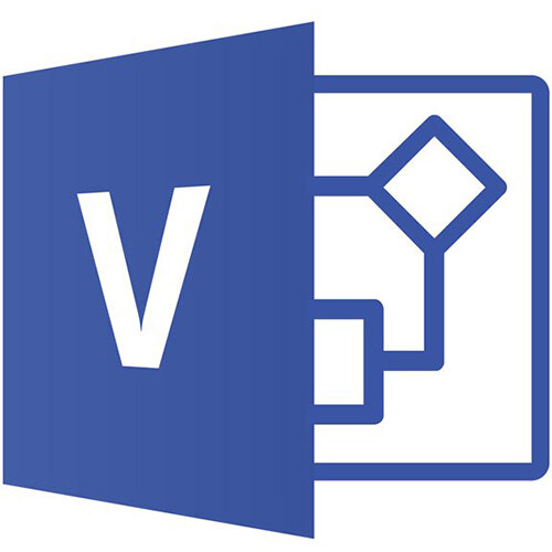 Microsoft Visio Standard 2019 - box pack - 1 PC