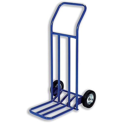 Hand Trolley 160kg Capacity  Blue