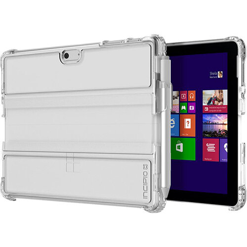 Incipio Octane Pure - Clear back cover for tablet