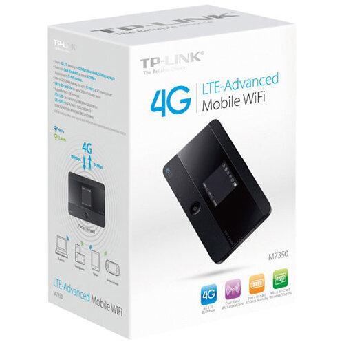 TP-Link M7350 - V5 - Mobile Hotspot - 4G LTE