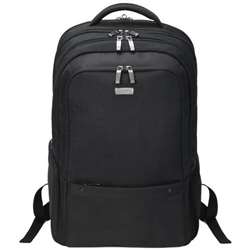 DICOTA Eco Backpack SELECT Black 17.3'' notebook carrying backpack