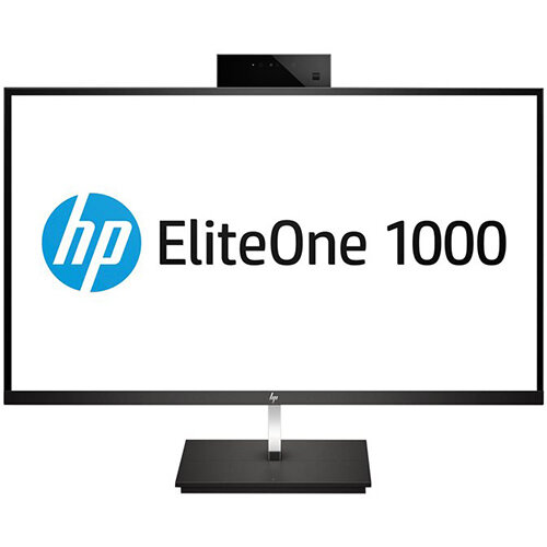 "HP EliteOne 1000 G2 - All-In-One Desktop PC - Core i7 8700 3.2 GHz - 16 GB - 256 GB - LED 27""- 3840 x 2160 (Ultra HD 4K) - 16:9"