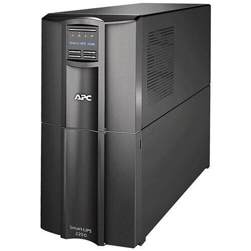APC Smart-UPS SMT2200IC - UPS - 1.98 kW - 2200 VA - Lead Acid - with APC SmartConnect