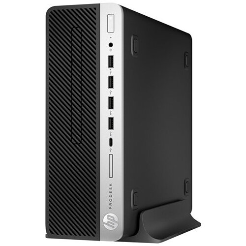 HP ProDesk 600 G4 - SFF desktop PC - Core i5 8500 3 GHz - 8 GB - 500 GB - UK layout