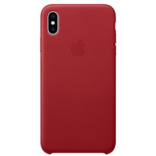 Apple RED - Red back cover for mobile phone Apple iPhone XS Max