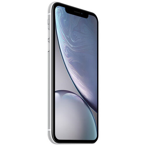 Apple iPhone XR - white - 4G LTE,LTE Advanced - 128 GB - GSM - smartphone