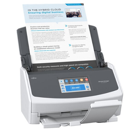 Fujitsu ScanSnap iX1500 A4 Desktop Document Scanner