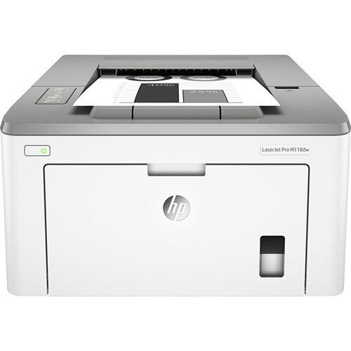 HP LaserJet Pro M118dw Printer A4/Legal Monochrome Laser Printer