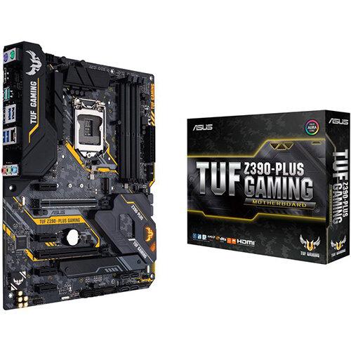 ASUS TUF Z390-PLUS GAMING (WI-FI) - motherboard - ATX - LGA1151 Socket - Z390