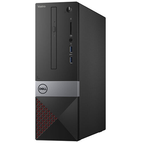 Dell Vostro 3470 - SFF Desktop PC - Core i3 8100 3.6 GHz - 4 GB - 1 TB