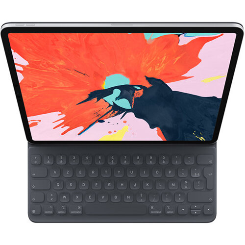 Apple Smart - keyboard and folio case - English - for 11'' iPad Pro