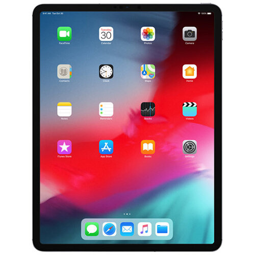 "Apple 12.9-inch iPad Pro Wi-Fi + Cellular - 3rd generation - tablet - 512 GB - 12.9""- 3G,4G"