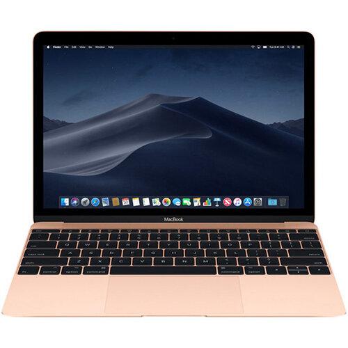 "Apple MacBook - 12"" Laptop - Core m3 - 8 GB RAM - 256 GB SSD - English - Gold"