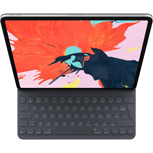 Apple Smart - keyboard and folio case - Dutch QWERTY for 11'' iPad Pro