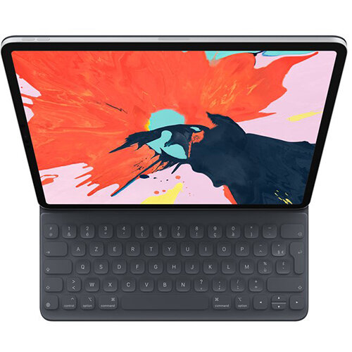 Apple Smart - keyboard and folio case - Spanish - for 11'' iPad Pro