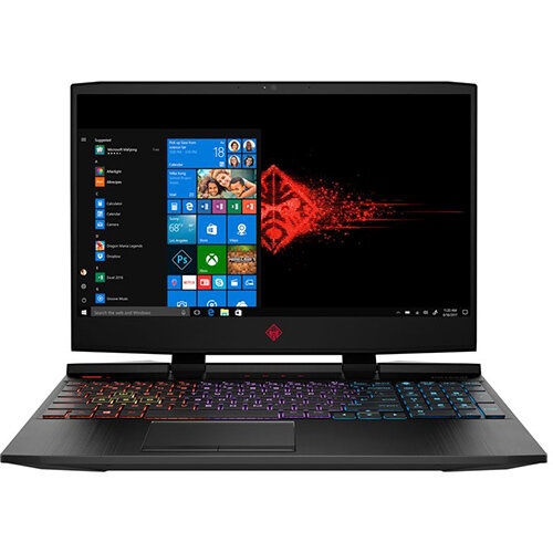 "OMEN by HP 15-dc0013na - 15.6"" Laptop - Core i7 8750H - 16 GB RAM - 512 GB SSD"