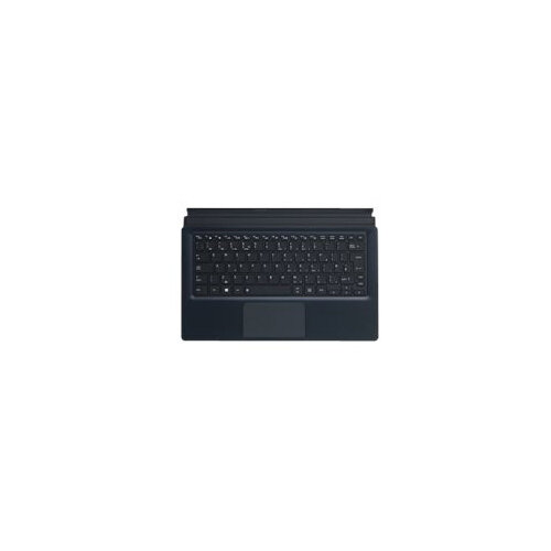 Toshiba Travel - computer keyboard - English - onyx blue