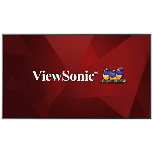 "ViewSonic CDE5010 50""LED backlit display"