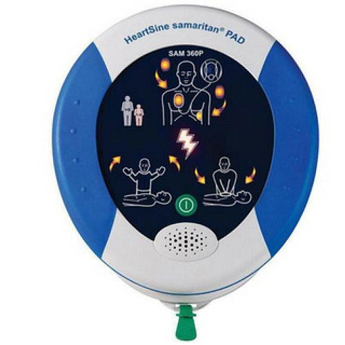 HeartSine Samaritan PAD 500P Semi Automatic Defibrillator