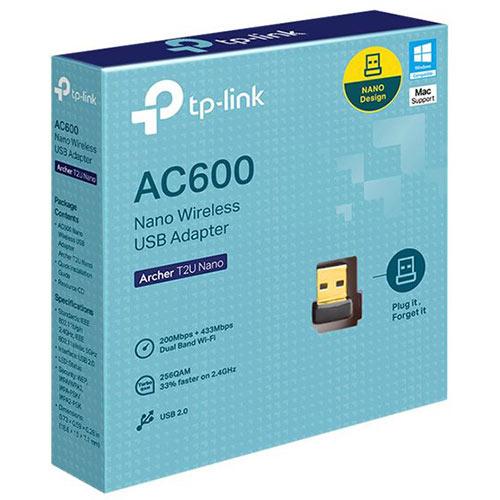 TP-Link Archer T2U Nano - Network Adapter