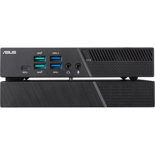 ASUS Mini PC PB60G B7025ZD - mini desktop PC - Core i7 8700T 2.4 GHz - 16 GB - 1.256 TB