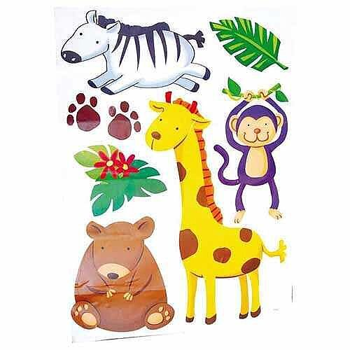 Zoo Wall Stickers