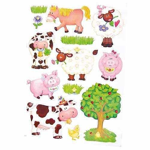 Farm Wall Stickers