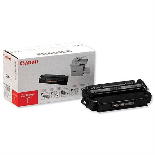 Canon T-Cartridge Black Toner Cartridge 7833A002