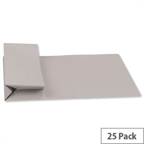 Probate Wallets Manilla Foolscap Buff Pack 25 Guildhall