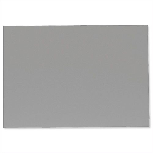 Foamboard Display Board Lightweight CFC-free W594xD5xH840mm A1 Black and Grey FBD4705BG Pack 10