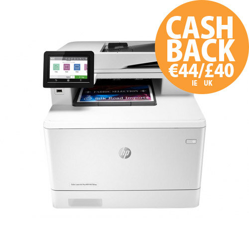 HP Color LaserJet Pro MFP M479fnw - Multifunction printer - colour - laser - Legal (216 x 356 mm) (original) - A4/Legal (media) - up to 27 ppm (copying) - up to 27 ppm (printing) - 300 sheets - 33.6 Kbps - USB 2.0, LAN, Wi-Fi(n), USB host