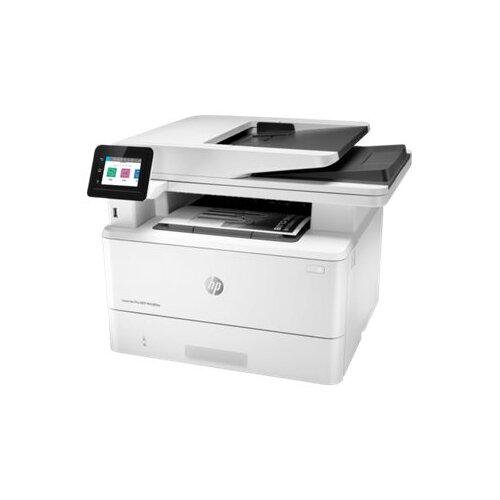 HP LaserJet Pro MFP M428fdw - Multifunction printer - B/W - laser - Legal (216 x 356 mm) (original) - A4/Legal (media) - up to 38 ppm (copying) - up to 38 ppm (printing) - 350 sheets - 33.6 Kbps - USB 2.0, Gigabit LAN, Wi-Fi(n), USB host