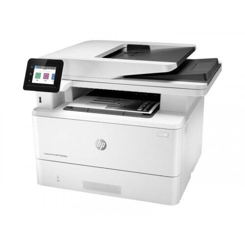 HP LaserJet Pro MFP M428fdn - Multifunction printer - B/W - laser - A4 (210 x 297 mm), Legal (216 x 356 mm) (original) - A4/Legal (media) - up to 38 ppm (copying) - up to 38 ppm (printing) - 350 sheets - 33.6 Kbps - USB 2.0, Gigabit LAN, USB host