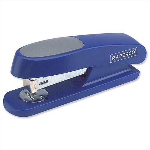 Rapesco R7 Stingray Stapler Half Strip Blue