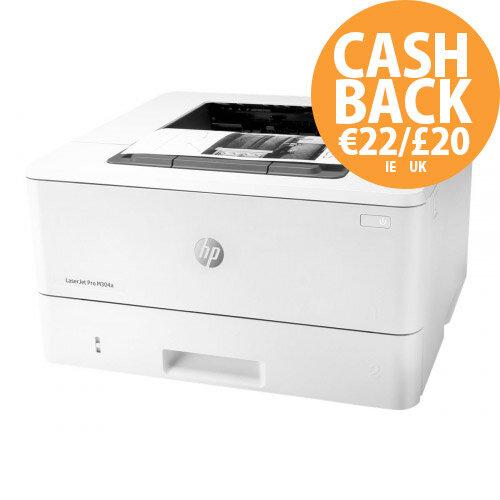 HP LaserJet Pro M304a - Printer - monochrome - Duplex - laser - A4/Legal - 4800 x 600 dpi - up to 35 ppm - capacity: 350 sheets - USB 2.0