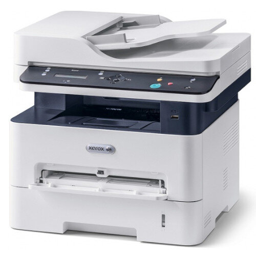 Xerox B205 Mono All-in-One Printer - A4 - Copy, Print, Scan, &Email - Speed Up to 30ppm - High-Speed USB 2.0, Wi-Fi b/g/n, Apple AirPrint, Google Cloud Print - Android, Windows, MacOS and Linux