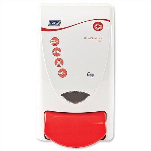 Deb Instant Foam 1000 Dispenser INFO1CON