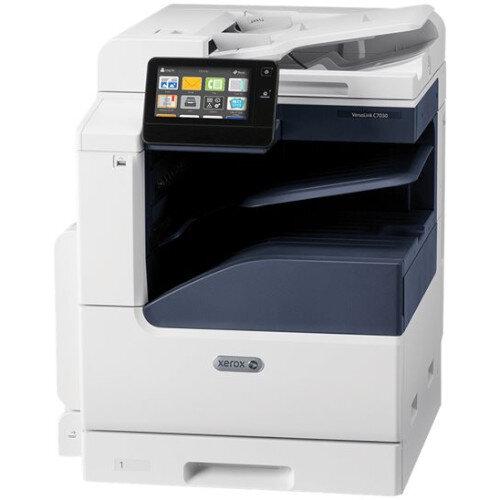 Xerox VersaLink C7020DN - Multifunction A3 Colour Laser Printer - Print, Copy, Scan - Gigabit LAN, USB Host, USB 3.0 - Automatic Duplex - Grey