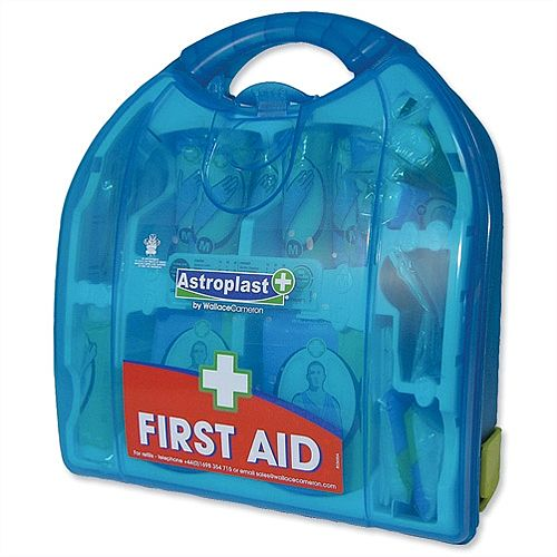 Wallace Cameron Mezzo HS2 First Aid Kit Dispenser 20 Person