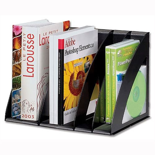 CEP VertiCep Book Rack Module Attachable A4 Black