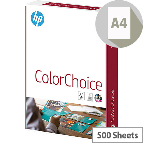 HP Hewlett Packard A4 90gsm White Laser Printer Paper Ream of 500 Sheets