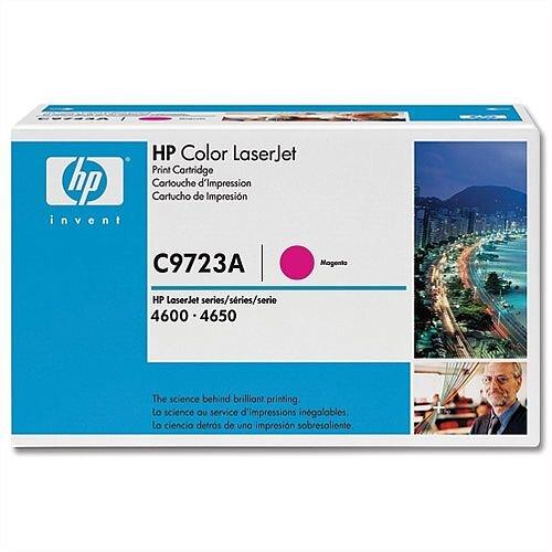 HP 641A Magenta LaserJet Toner Cartridge C9723A