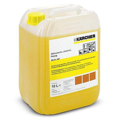 Karcher Alkaline active cleaner RM 81 ASF 10 Litres